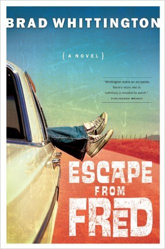 ESCAPE FROM FRED by Brad Whittington
